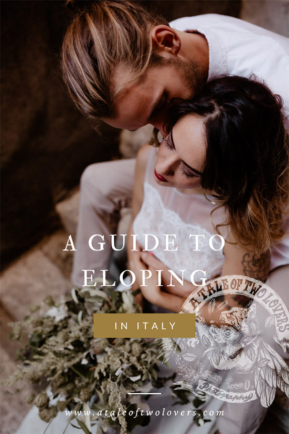 Image for a how to of elopements in Italy
